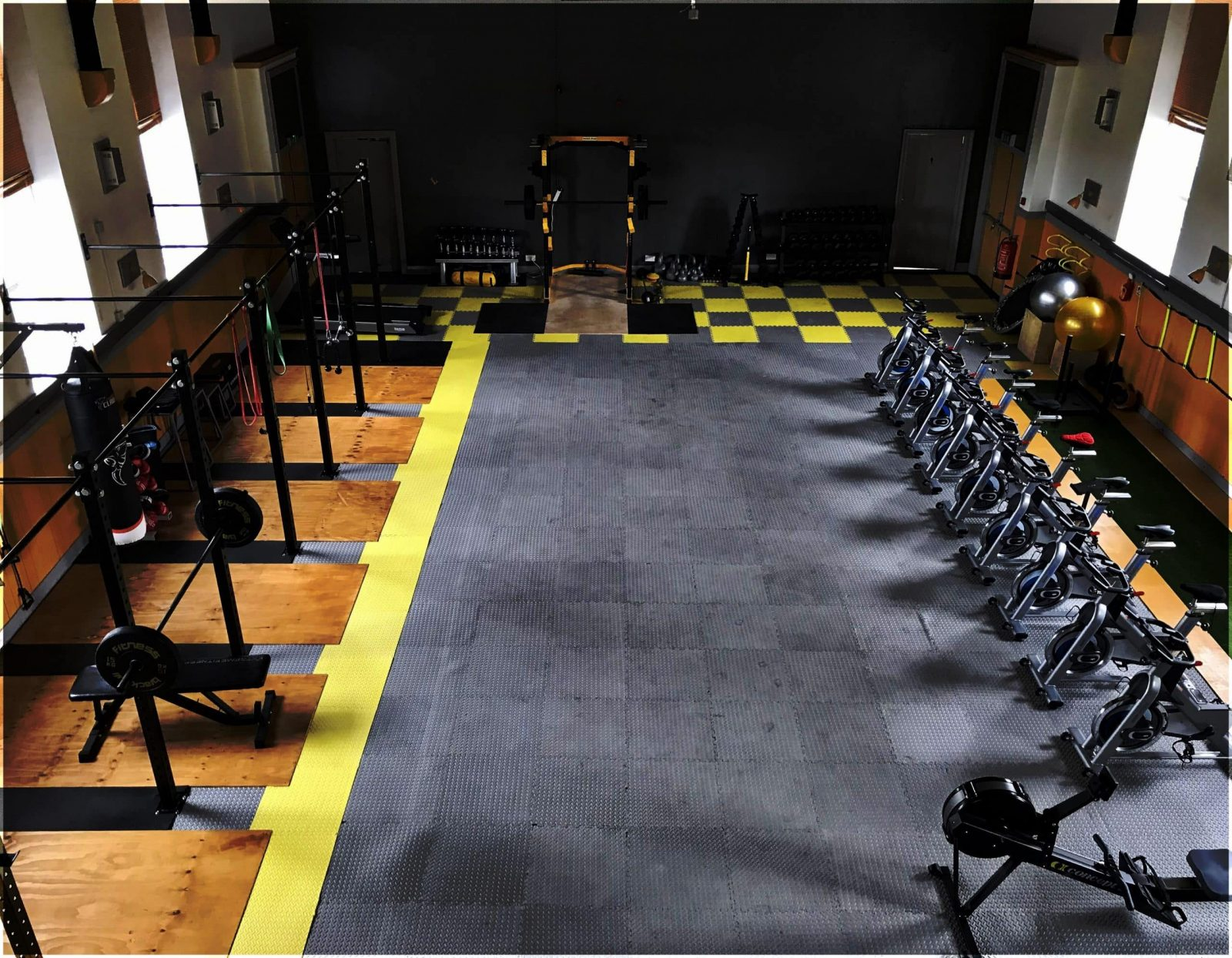 Image showing the facilities at HD1 Fitness Clinic