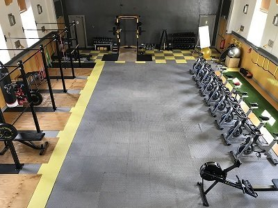 Image showing the facilities avaialble at HD1 Fitness Clinic